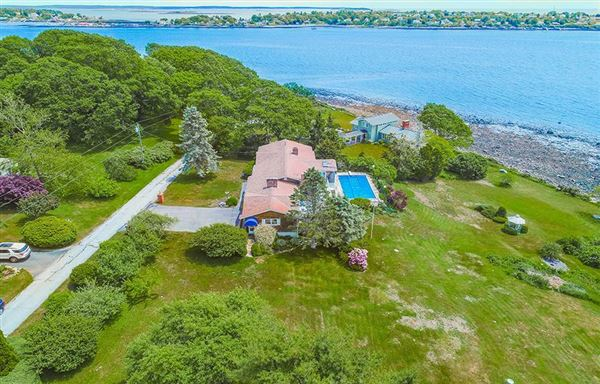 Luxury homes Breathtaking open ocean views in harpswell