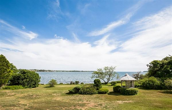 Breathtaking open ocean views in harpswell luxury real estate