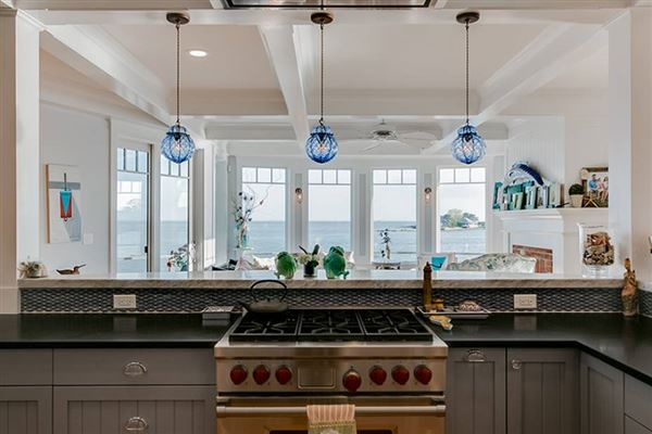 new custom home in Connecticut luxury real estate