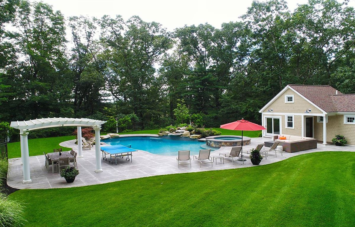 Luxury homes ONE-OF-A-KIND SHERBORN ESTATE