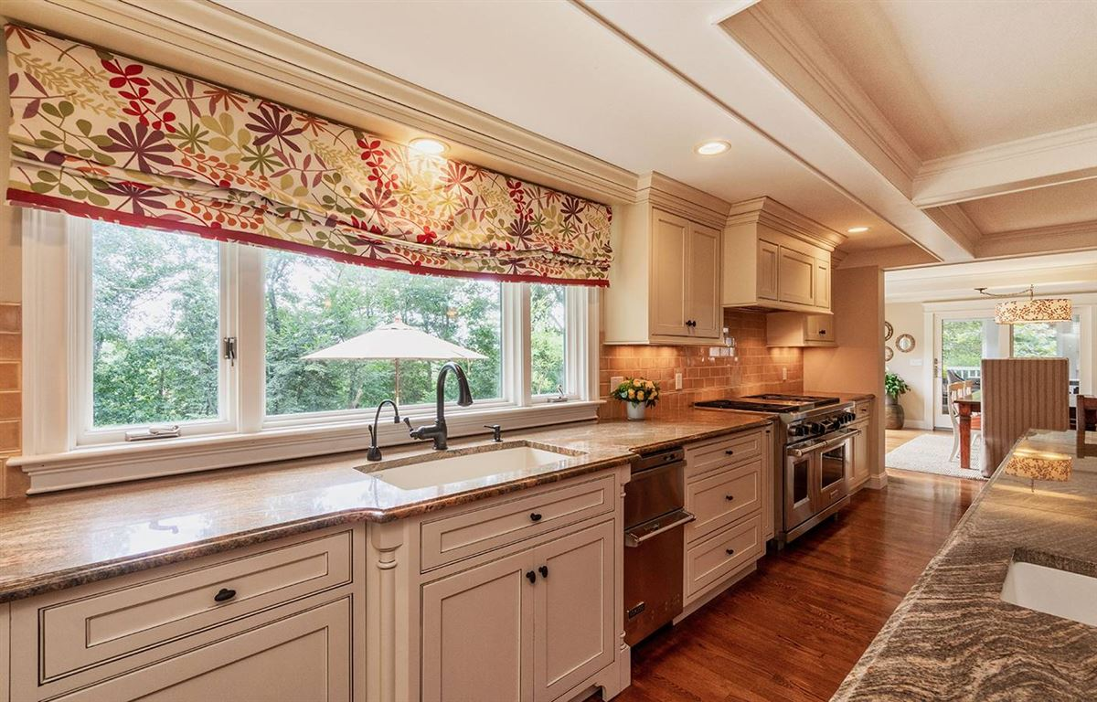 ONE-OF-A-KIND SHERBORN ESTATE mansions