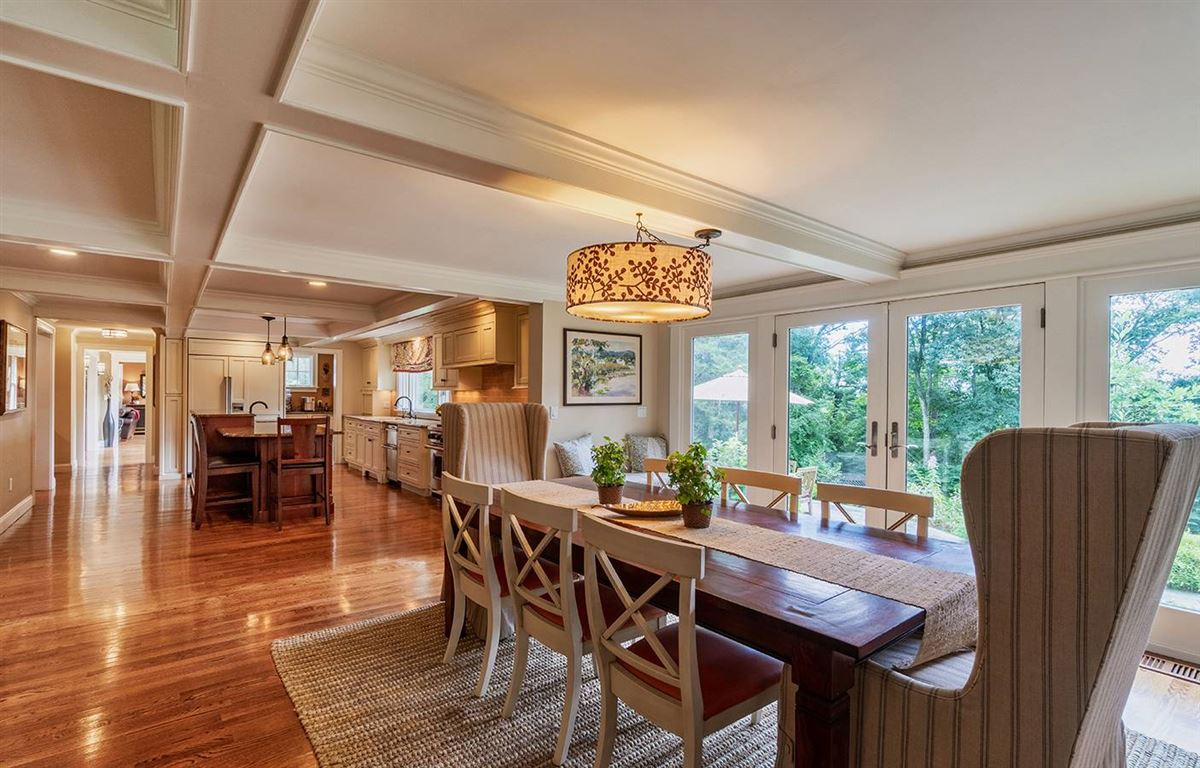 Luxury homes in ONE-OF-A-KIND SHERBORN ESTATE