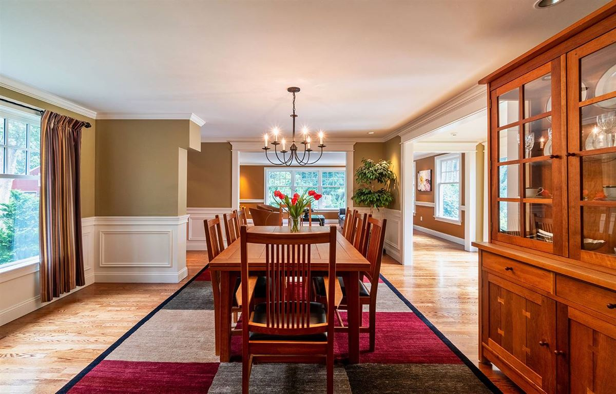 Luxury real estate ONE-OF-A-KIND SHERBORN ESTATE