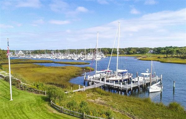 most perfect waterfront property in harwich luxury homes