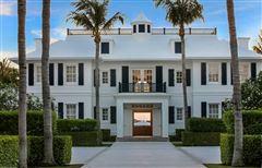 Luxury properties incredible private estate on Hypoluxo Island