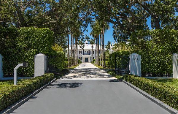 incredible private estate on Hypoluxo Island luxury real estate