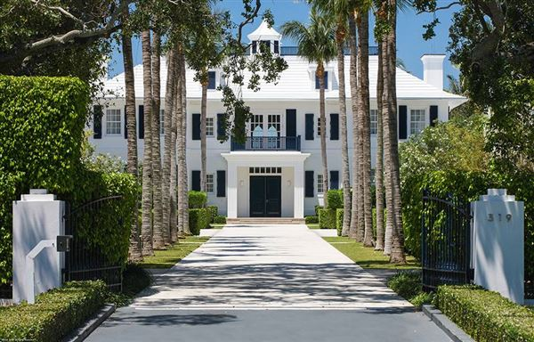incredible private estate on Hypoluxo Island luxury properties