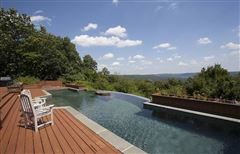 Luxury homes in lovely home with spectacular views