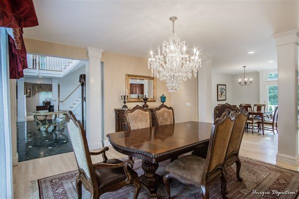 Luxury properties incredible home includes a jacuzzi, patio, deck, and cabana