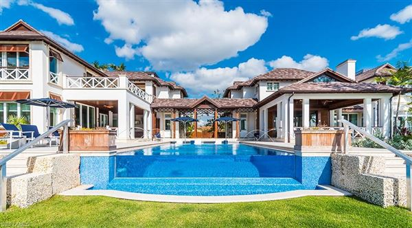 spectacular property in Port Royal luxury homes