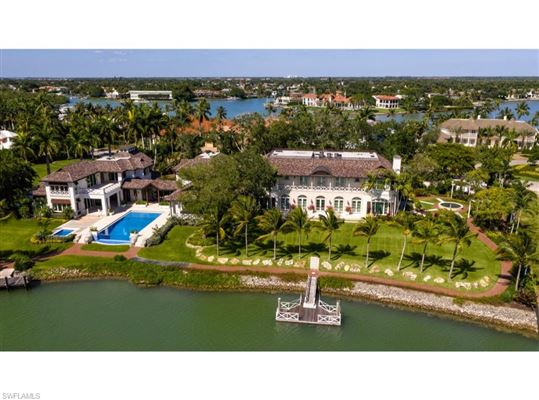 spectacular property in Port Royal luxury real estate