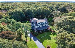 Luxury properties stately custom built Colonial