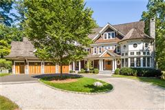 Mansions in  timeless Nantucket Style home