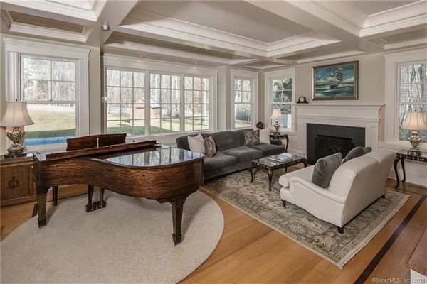 timeless Nantucket Style home  luxury homes