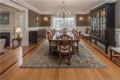 Luxury homes  timeless Nantucket Style home