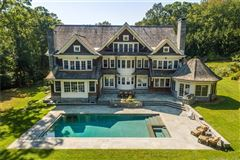Luxury real estate  timeless Nantucket Style home