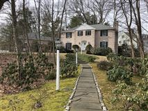 Luxury real estate Stately Brick Colonial in sought-after neighborhood