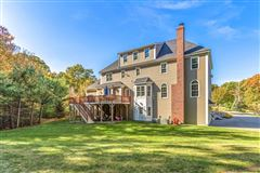 Luxury homes a STATELY four bedroom Colonial