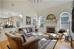 beautiful Colonial with expansive open plan luxury homes
