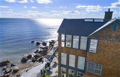 Luxury properties breathtaking beachfront property