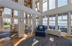 breathtaking beachfront property  mansions