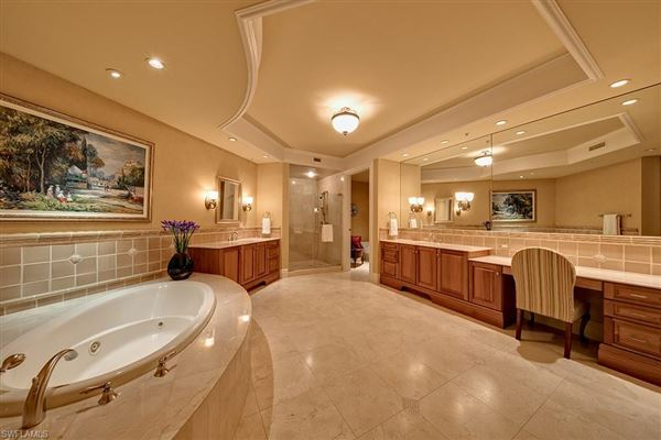 One of the most coveted units in Aria luxury real estate
