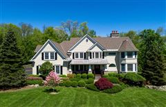 Luxury real estate timeless Shingle Style Colonial residence