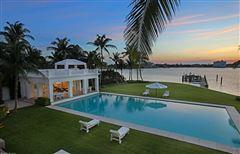 Hypoluxo Island private luxury estate mansions