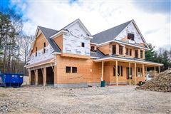 new home in exclusive South Meadow luxury real estate