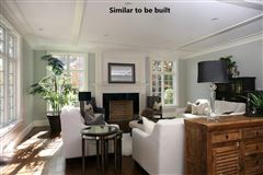 Luxury homes in new home in exclusive South Meadow
