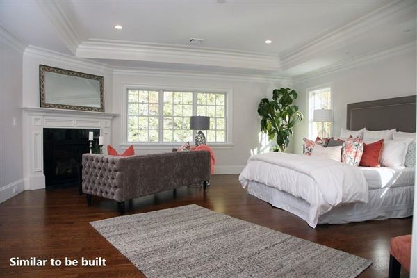 Luxury properties new home in exclusive South Meadow