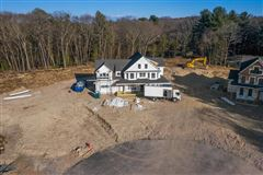 Luxury real estate new home in exclusive South Meadow