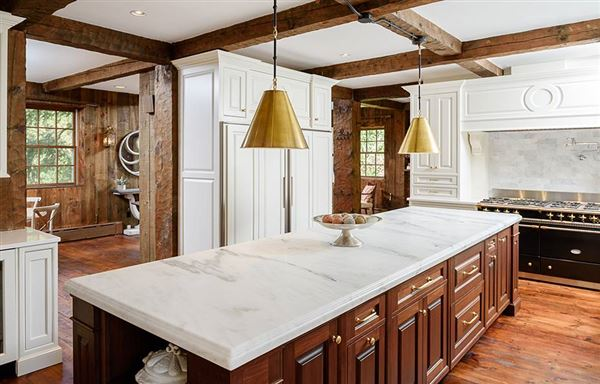 Luxury real estate  every detail perfect