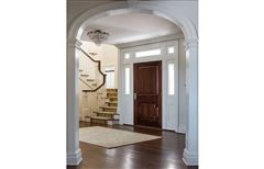 warm residence with sweeping water views luxury properties