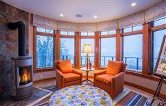 Famous luxurious slopeside silo house luxury real estate