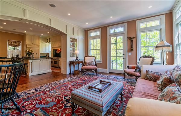 Luxury homes historically significant home