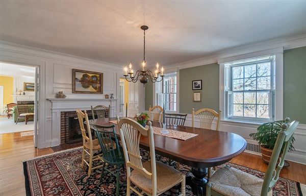 Luxury properties Exceptional Grand Queen Anne Cape in Historic Westford