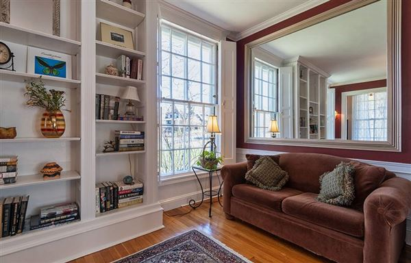 Mansions in Exceptional Grand Queen Anne Cape in Historic Westford