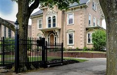 Luxury real estate one of a kind Italianate Revival Mansion