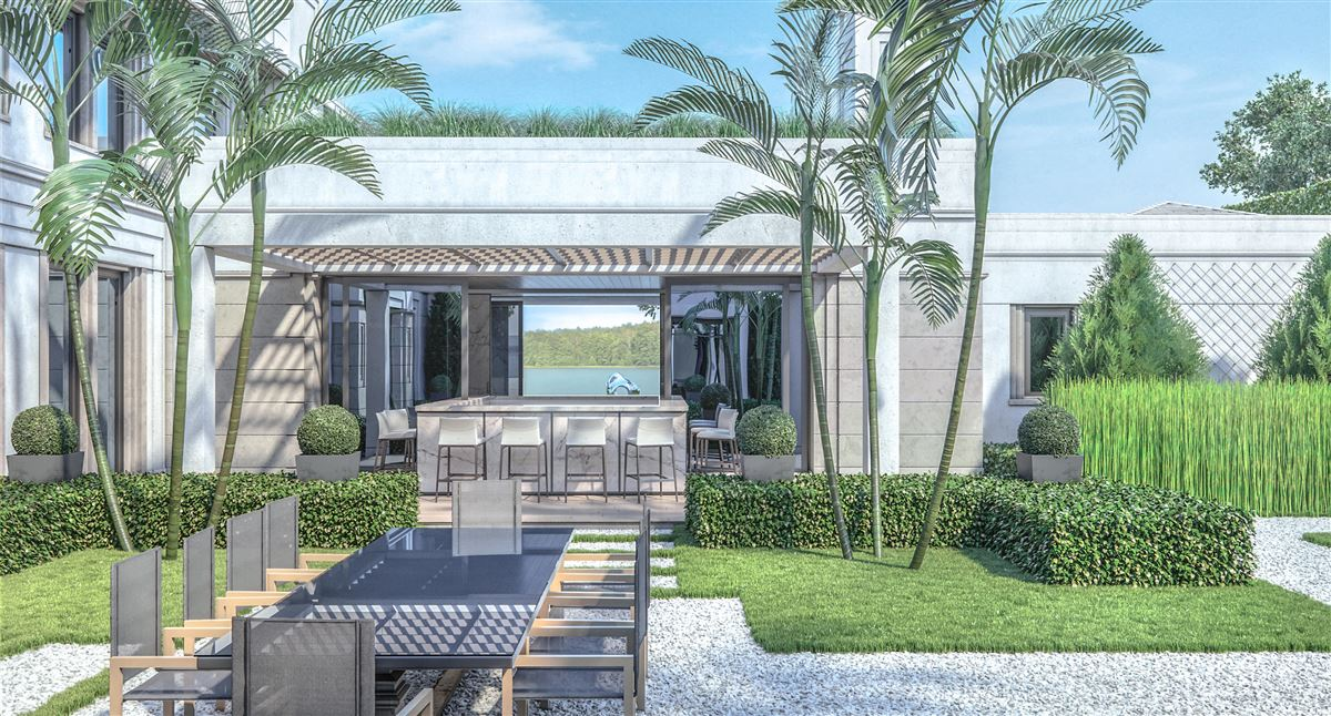 Lago-a-Lago luxury homes