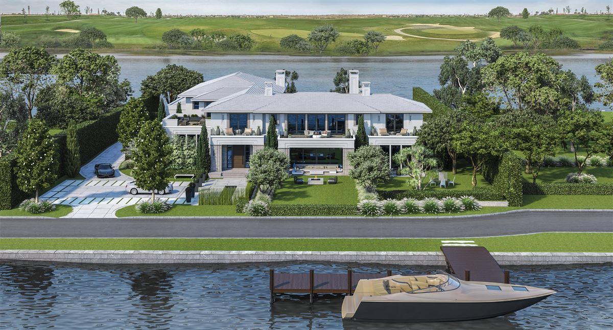 Lago-a-Lago luxury properties