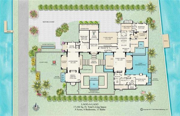 Lago-a-Lago mansions