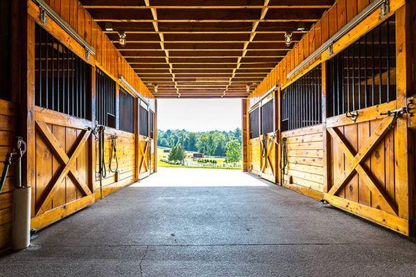 Luxury properties  Cedar Grove Farm