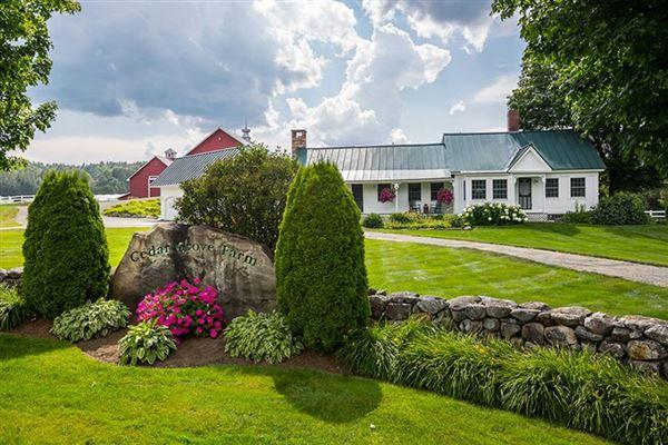 Mansions  Cedar Grove Farm