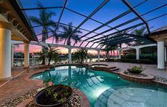luxury estate home in Miromar Lakes luxury properties