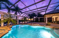 Mansions luxury estate home in Miromar Lakes