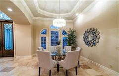 Mansions in luxury estate home in Miromar Lakes