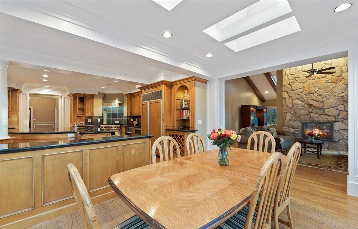 Luxury homes in Stunning five bedroom in Tall Pines