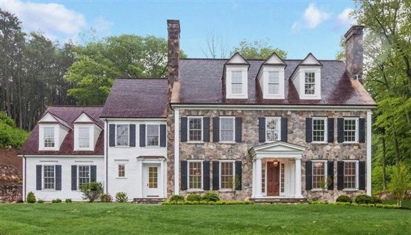 Outstanding Residence Masterfully Restored Connecticut