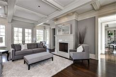 Luxury homes outstanding new home in coveted wellesley farms